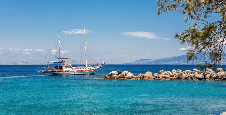 Schiffsrundreise Perlen des Dodekanes - bezaubernder Süden