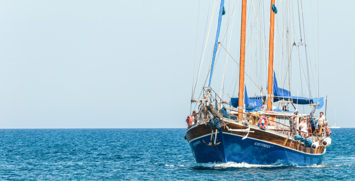 MS Eleftheria - Croisière Perles du Dodécanèse, le Sud magnifique