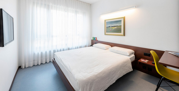 Doppelzimmer - Hotel Ceresio Lugano