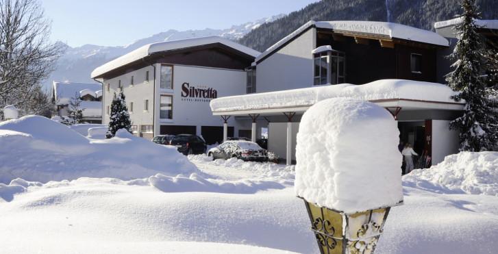 Hôtel Silvretta