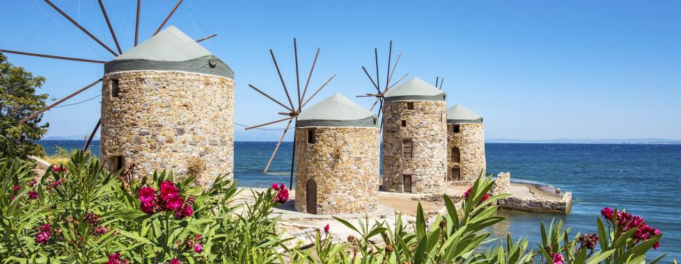 Golden Sand Hôtel, Chios, Chios - Vacances Migros