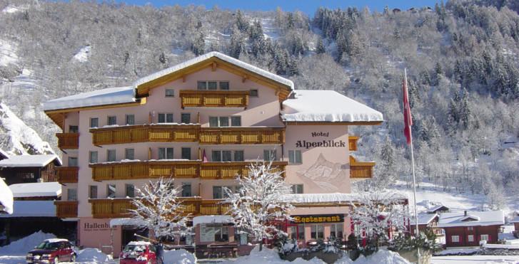 Image 31284972 - Hôtel bien-être Alpenblick