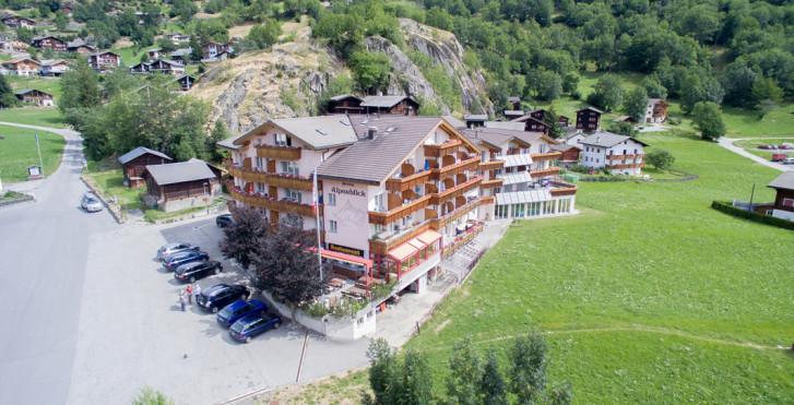 Image 31284976 - Hôtel bien-être Alpenblick