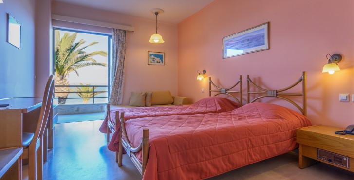 Golden Sand Hôtel, Chios