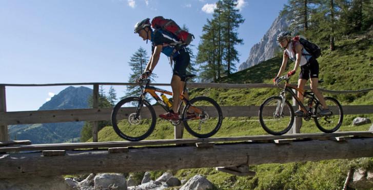 © Steiermark Tourismus / Leo Himsl - Bike- und Wellnesswoche Dachsteinrunde