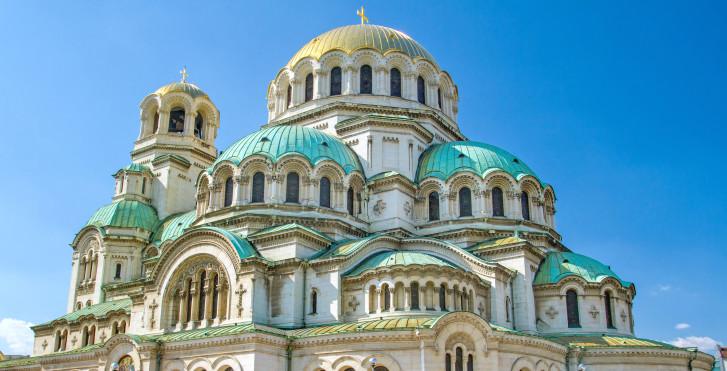 Cathédrale Alexandre-Nevski de Sofia, Bulgarie