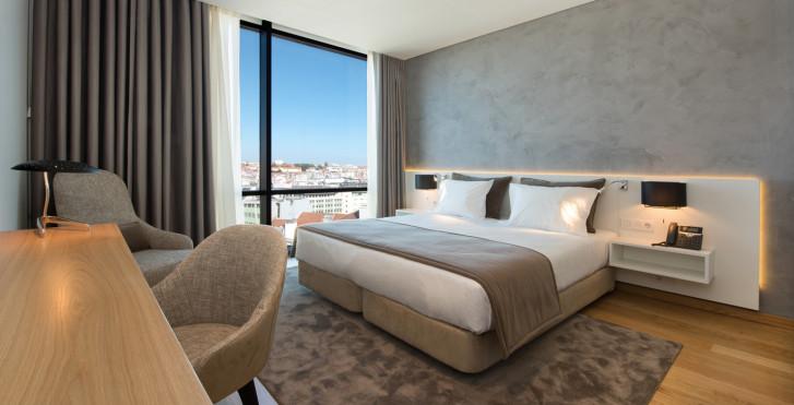 Chambre double - Iberostar Lisboa