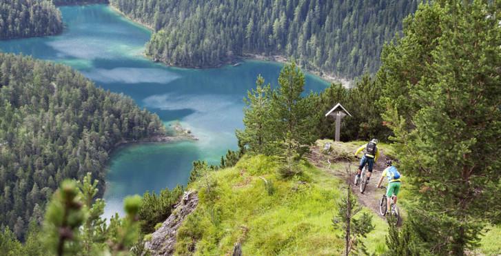 © Tirol Werbung / Michael Werlberger - Bikeschaukel Tirol Landeck–Innsbruck