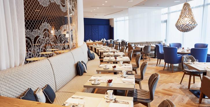 Restaurant petit-déjeneur «Lumen» - Steigenberger Hotel München