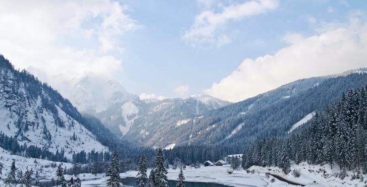 Oberösterreich im Winter