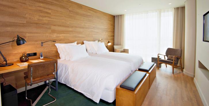 Chambre double - Hôtel Azor