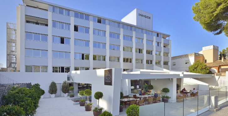 Image 31421191 - INNSIDE Palma Bosque Hôtel