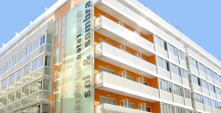 Hôtel MH Sol y Sombra