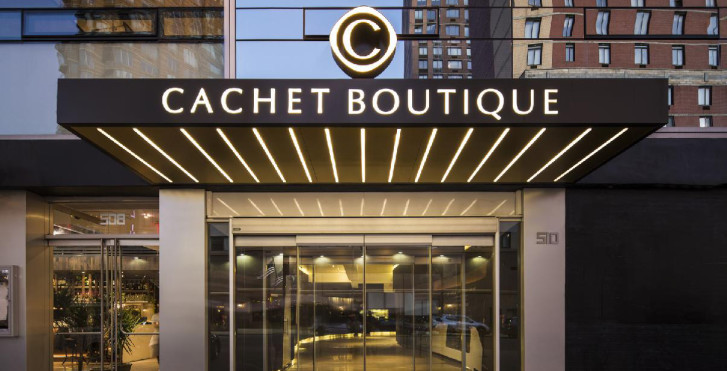 Cachet Boutique Hôtel NYC