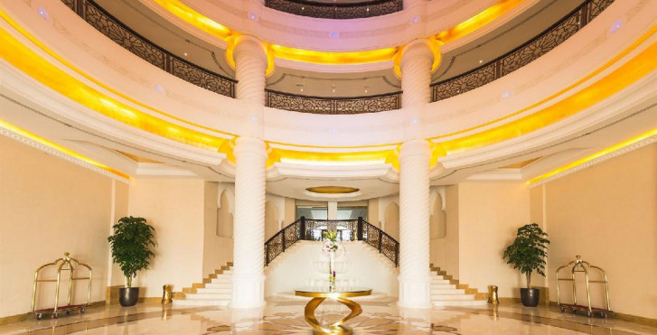 Image 31514617 - Hôtel Marjan Island Resort & Spa