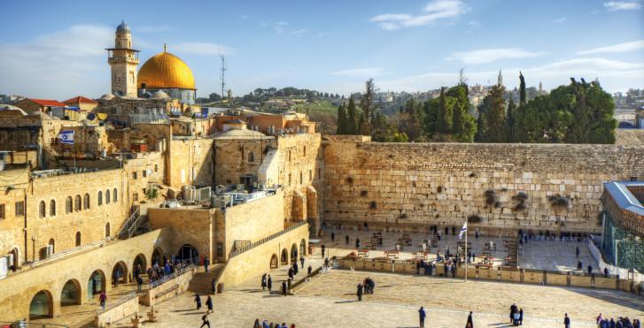 Klagemauer, Jerusalem