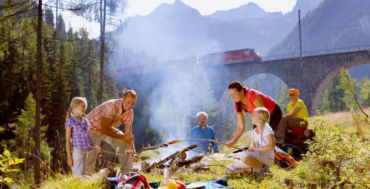 Image 31551985 - Randonnée: Via Albula & Bernina