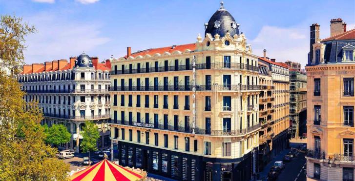 Image 31614877 - Hôtel Carlton Lyon by Mgallery