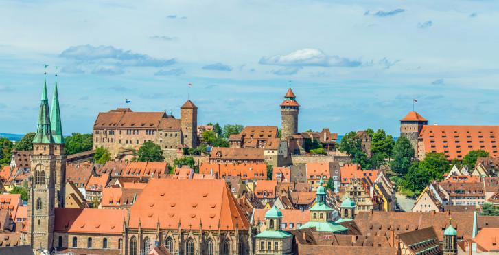 Nürnberger Burg, Nürnberg