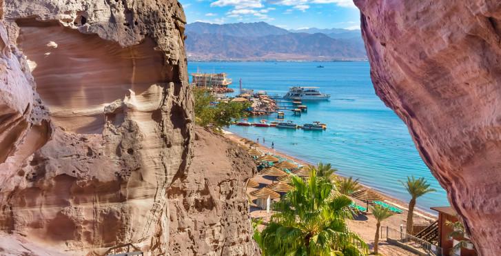 Roter Sandstein, Timna Park, Eilat