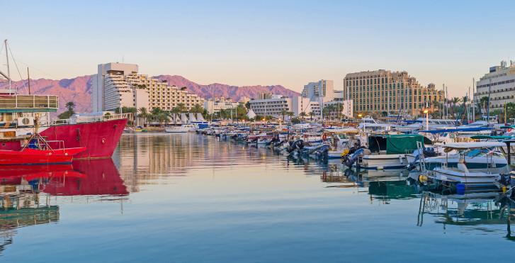 Marina, Eilat