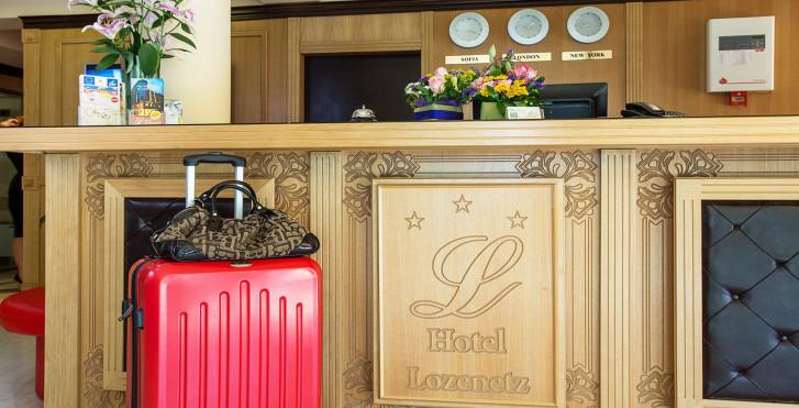 Image 31659542 - Best Western Lozenetz Hôtel