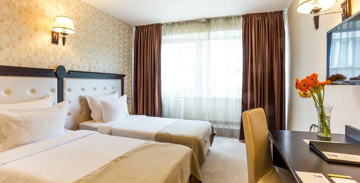 Image 31659534 - Best Western Lozenetz Hôtel