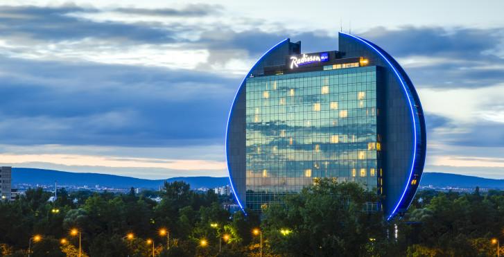 Radisson Blu Hôtel Frankfurt