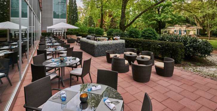 Bild 31680475 - Hilton Frankfurt City Centre