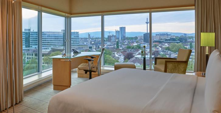 Bild 31680463 - Hilton Frankfurt City Centre