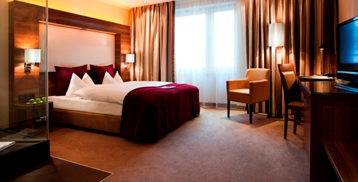 Image 31683874 - Fleming's Deluxe Hôtel Frankfurt Main-Riverside