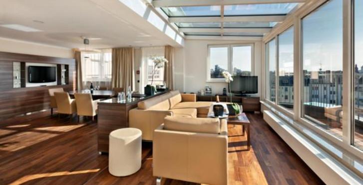 Image 31683871 - Fleming's Deluxe Hôtel Frankfurt Main-Riverside