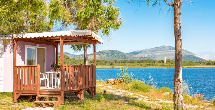 Mobil-home Baia Relax New - Camping Village Laguna Blu