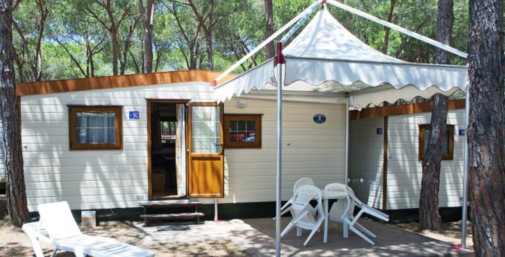 Mobil-home Baia Comfort - Camping Village Baia Blu La Tortuga