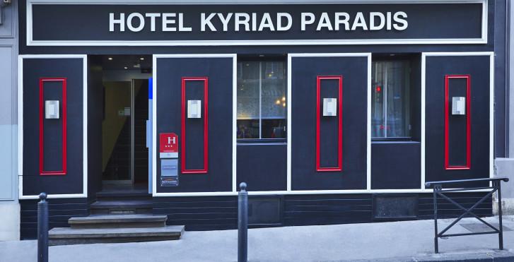 Image 31716307 - Kyriad Marseille Centre Paradis
