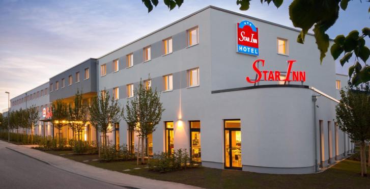 Star Inn Stuttgart Airport-Messe, by Comfort