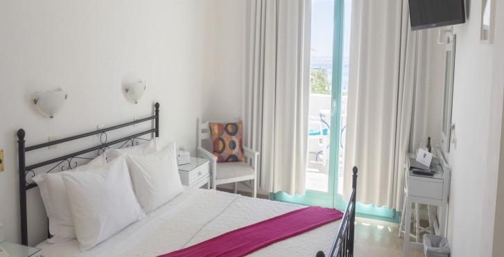 Chambre double - Amaryllis Beach Hotel