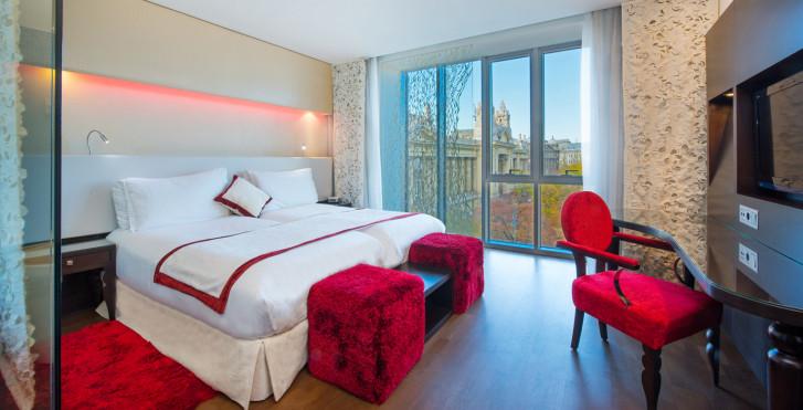 Chambre double Superior - Iberostar Grand Hôtel Budapest