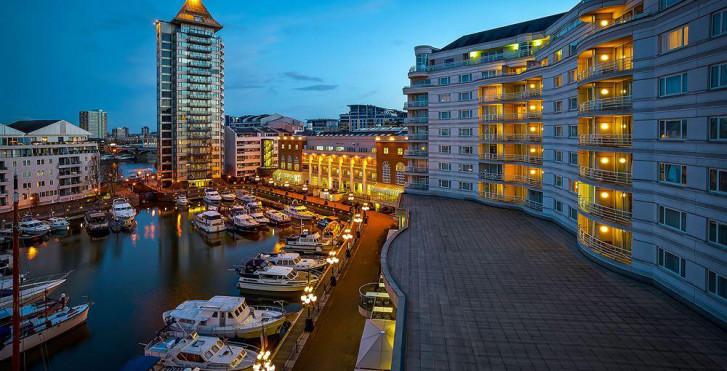 The Chelsea Harbour Hôtel