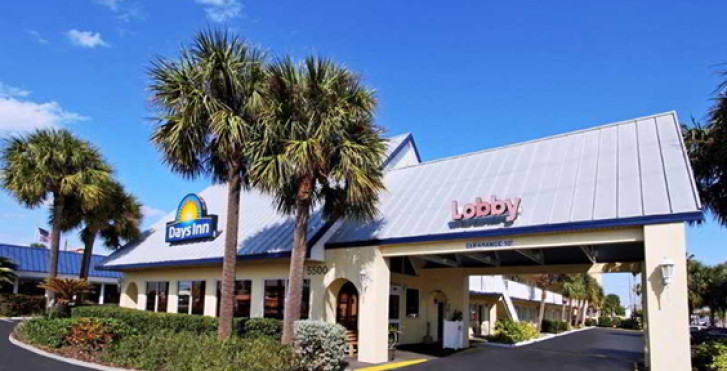 Days Inn cocoa Beach Pier