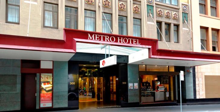Image 31967412 - Metro Hotel on Pitt