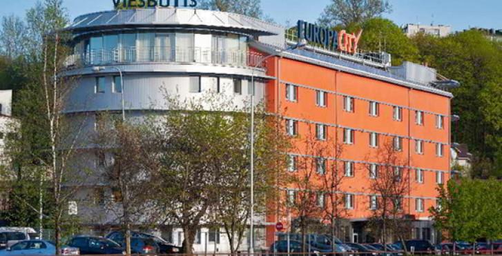 Image 31971919 - Europa City Vilnius Hotel