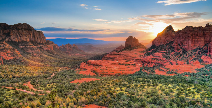 Schnebly Hill, Sedona