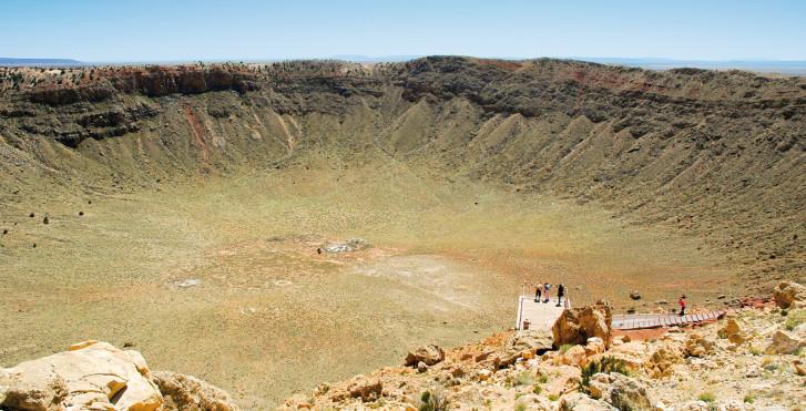 Meteor Crater, Flagstaff