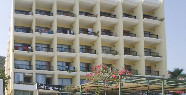 Solemar Hôtel