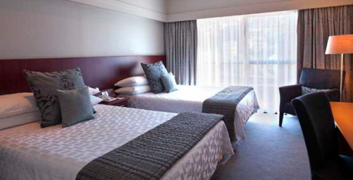 James Cook Hotel Grand Chancellor Wellington