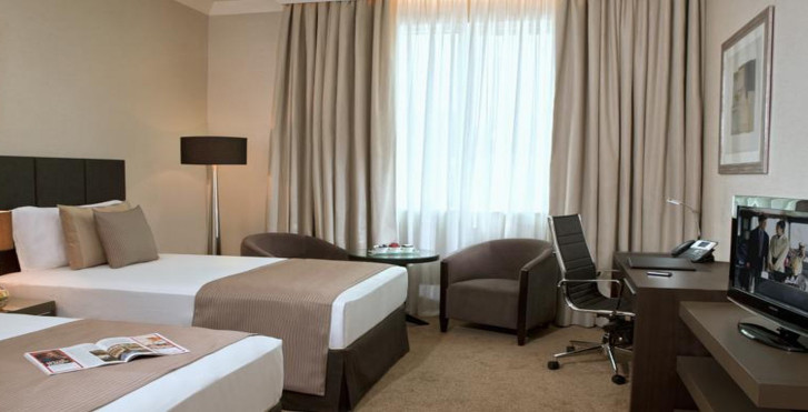 Bild 32023357 - Ramada Downtown Hotel Abu Dhabi