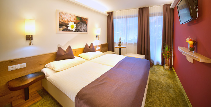 Doppelzimmer - Hotel Lieblingsplatz, mein Tirolerhof