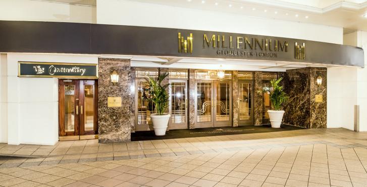 Bild 32063710 - Millennium Gloucester Hotel London Kensington