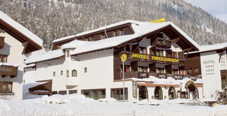 Image 32182104 - Hôtel Tirolerhof